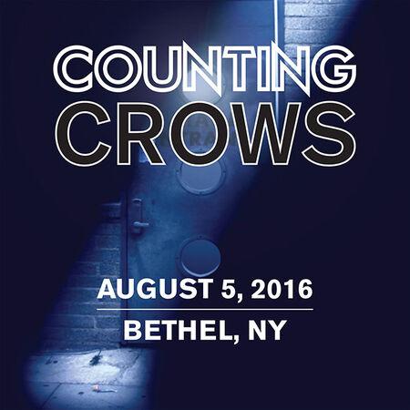 08/05/16 Bethel Woods, Bethel, NY