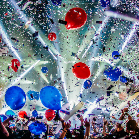 12/31/16 Aragon Ballroom, Chicago, IL