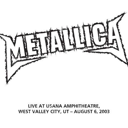 08/06/03 USANA Amphitheatre, West Valley City, UT