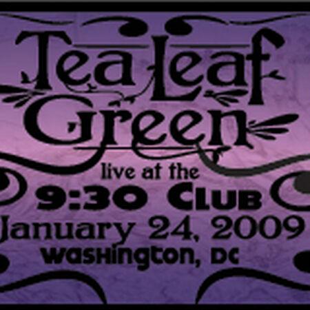 01/24/09 9:30 Club, Washington, DC