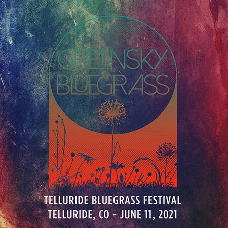 06/11/21 Telluride Bluegrass Festival, Telluride, CO