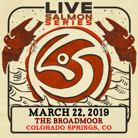 03/22/19 The Broadmoor, Colorado Springs, CO