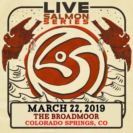 03/22/19 The Broadmoor, Colorado Springs, CO