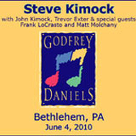 06/04/10 Godfrey Daniels, Bethlehem, PA