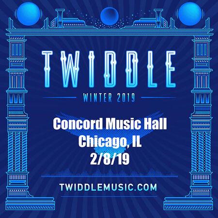 02/08/19 Concord Music Hall, Chicago, IL