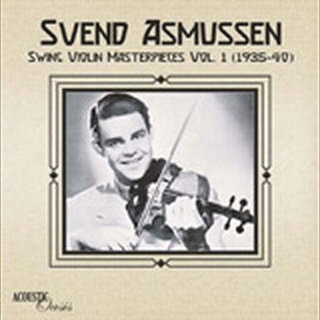 Swing Violin Masterpieces  Vol. 1 (1935-40)