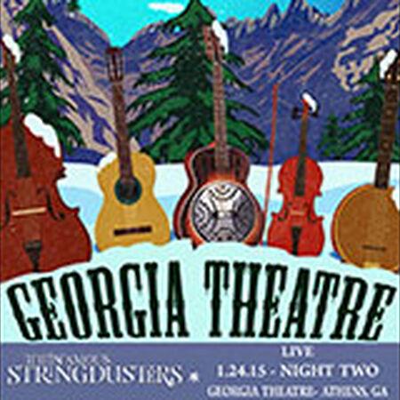 01/24/15 The Georgia Theater, Athens, GA