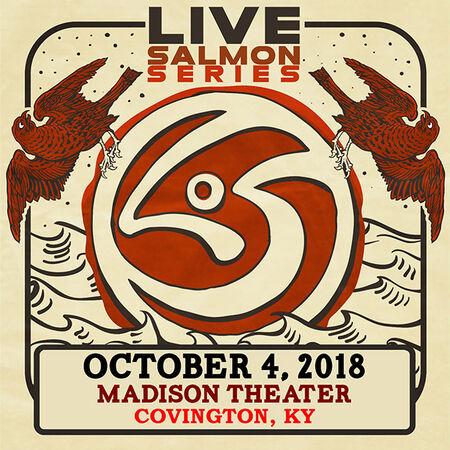 10/04/18 Madison Theater, Covington, KY