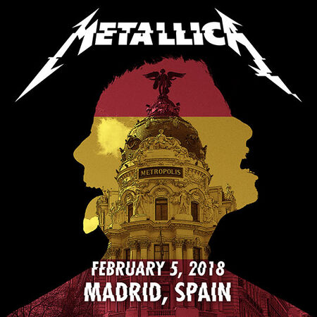 02/05/18 Wizink Center, Madrid, ESP