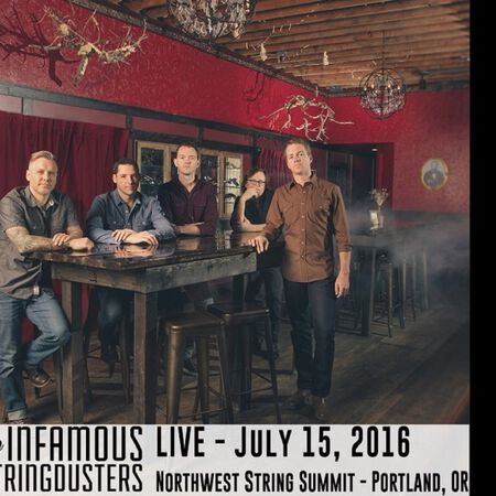 07/15/16 Live at Horning's Hideout Northwest String Summit - Main Stage,  North Plains, OR