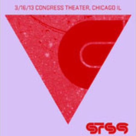 03/16/13 Congress Theater, Chicago, IL