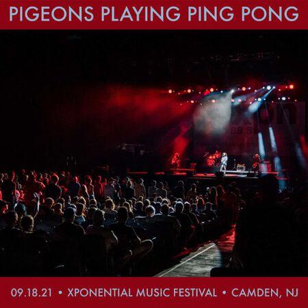 09/18/21 XPoNential Music Festival, Camden, NJ