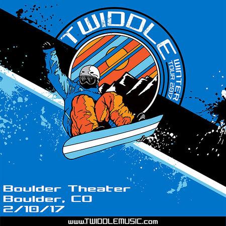 02/10/17 Boulder Theater, Boulder, CO