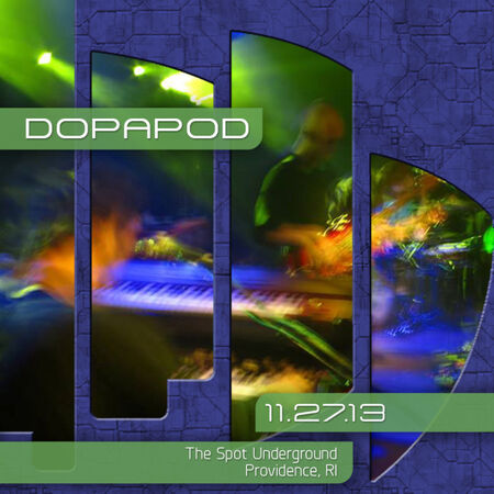 11/27/13 The Spot Underground, Providence, RI