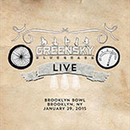 01/29/15 Brooklyn Bowl, Brooklyn, NY