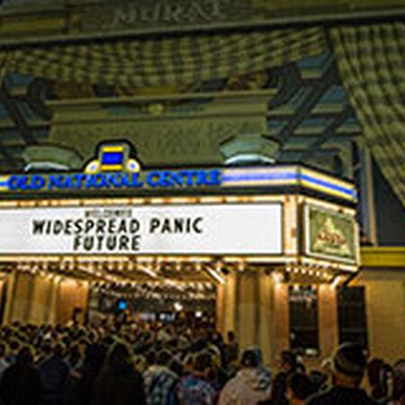 02/21/16 Murat Theatre, Indianapolis, IN