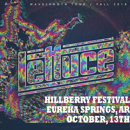 10/13/18 The Hillberry Festival, Eureka Springs, AR