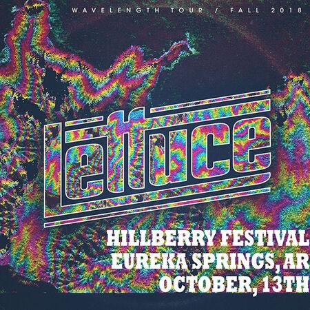 10/13/18 The Hillberry Festival, Eureka Springs, AR