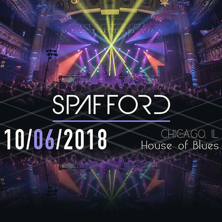 10/06/18 House Of Blues, Chicago, IL