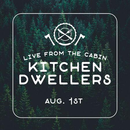 08/01/20 Live At The Cabin, Bozeman, MT