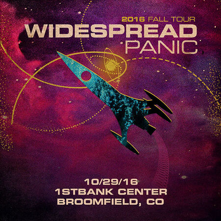 10/29/16 1stBank Center, Broomfield, CO