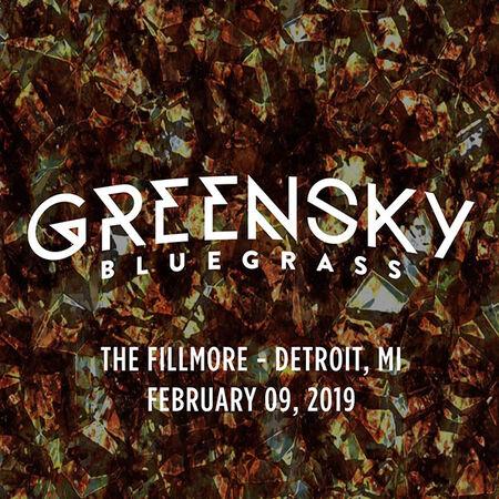 02/09/19 The Fillmore, Detroit, MI