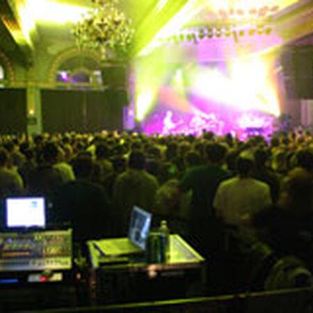 10/24/09 Crystal Ballroom, Portland, OR