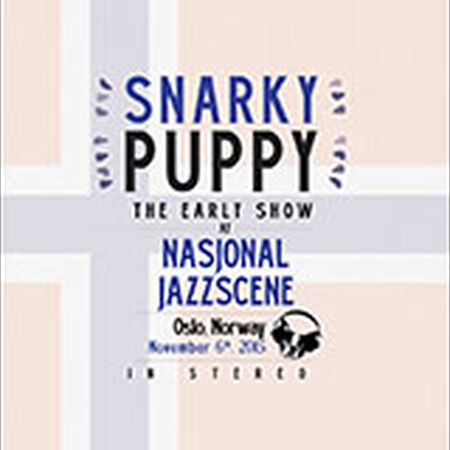 11/06/15 Nasjonal Jazz Scene, Early - Oslo, NO
