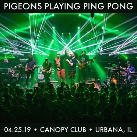 04/25/19 Canopy Club, Urbana, IL