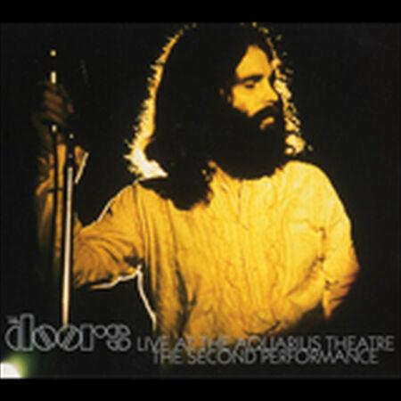 07/21/69 Live At The Aquarius - The First Performance: The Aquarius Theatre, Hollywood, CA