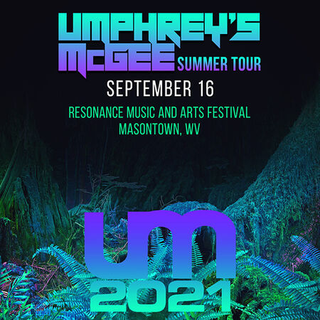 09/16/21 Resonance Music & Arts Festival, Masontown, WV