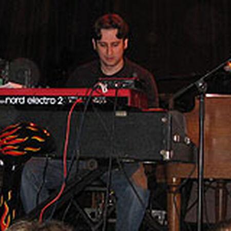 02/15/08 Fillmore Auditorium, San Francisco, CA