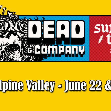 06/22/18 Alpine Valley Music Theatre, East Troy, WI