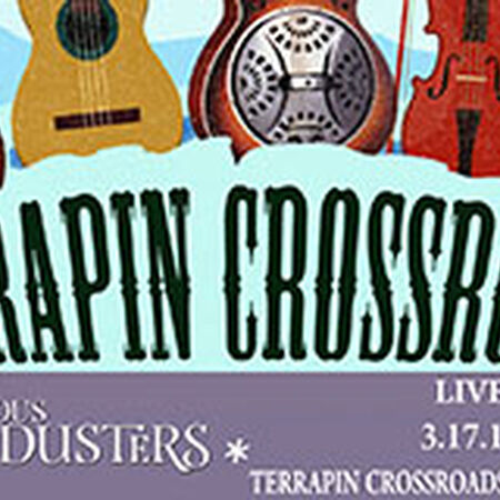 03/17/15 Terrapin Crossroads, San Rafael, CA