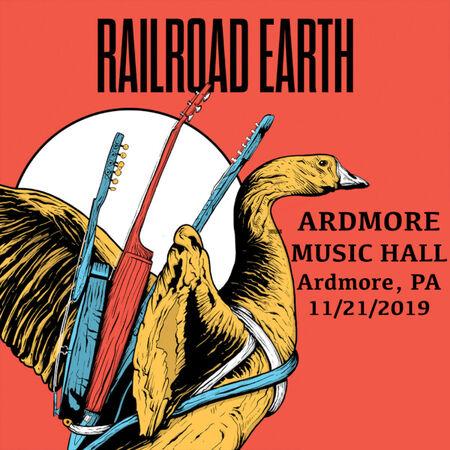 11/21/19 Ardmore Music Hall, Ardmore, PA