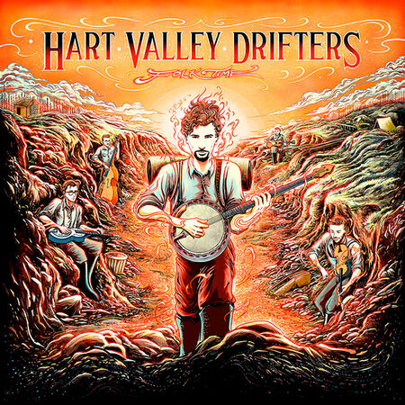 Hart Valley Drifters
