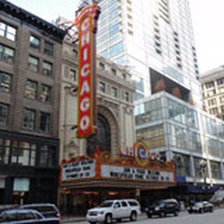 10/28/11 Chicago Theatre, Chicago, IL