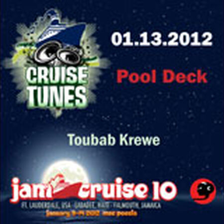 01/13/12 Pool Deck, Jam Cruise, US