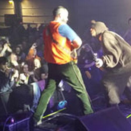 02/15/14 The F Shed, Syracuse, NY