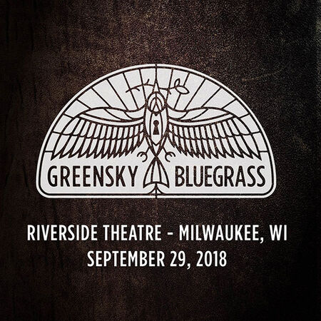 09/29/18 Riverside Theatre, Milwaukee, WI