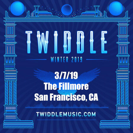 03/07/19 The Fillmore, San Francisco, CA