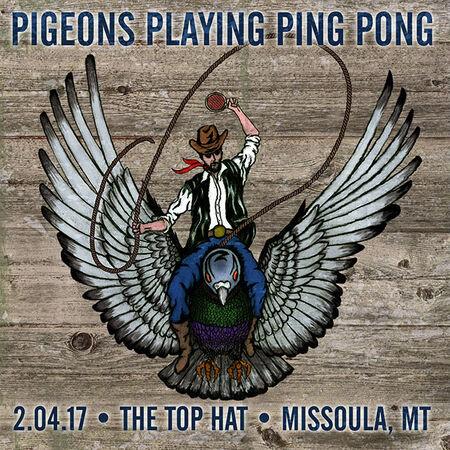 02/04/17 The Top Hat, Missoula, MT