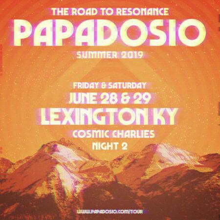 06/29/19 Cosmic Charlie's, Lexington, KY