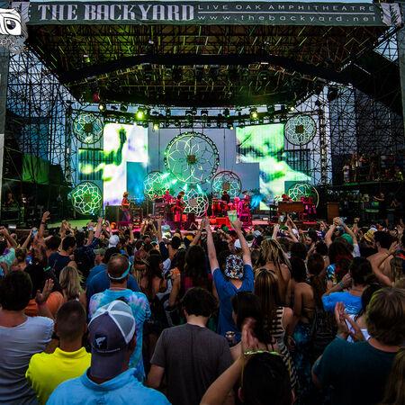 07/06/13 The Backyard, Austin, TX