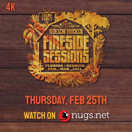 02/25/21 The Fireside Sessions, Florida, GA