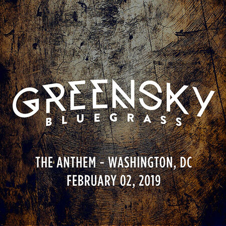 02/02/19 The Anthem, Washington, DC