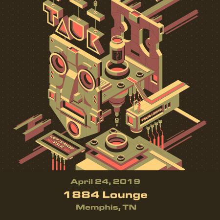 04/24/19 1884 Lounge, Memphis, TN