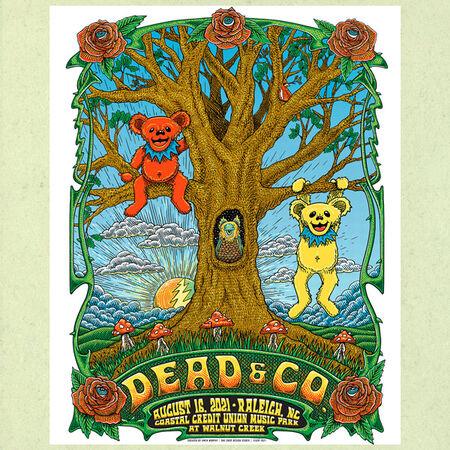 Dead & Co 2021 Tour Leg 1 Audio
