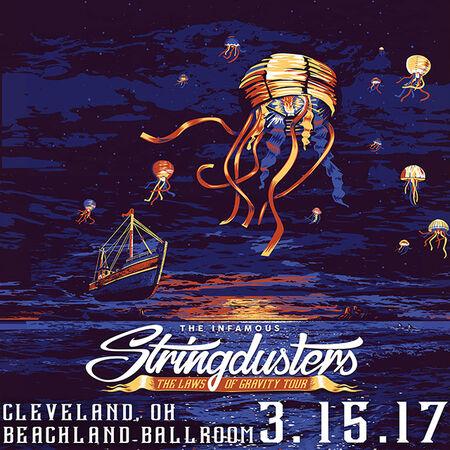 03/15/17 Beachland Ballroom, Cleveland, OH