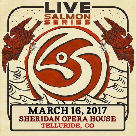 03/16/17 Sheridan Opera House, Telluride, CO
